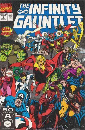 Infinity Gauntlet 3-A