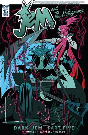 Jem & the Holograms 15-A