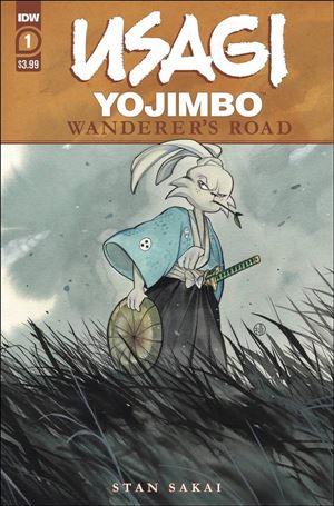 Usagi Yojimbo: Wanderer's Road 1-A