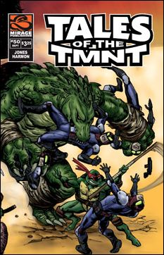 Tales of the TMNT 50-A by Mirage