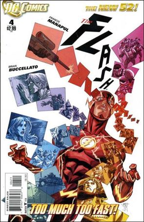 Flash (2011) 4-A