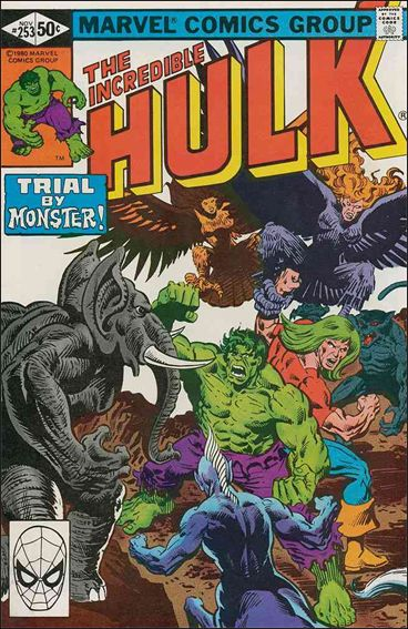 Incredible Hulk (1968) 253-A by Marvel