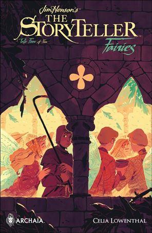 Jim Henson's The Storyteller: Fairies 4-A