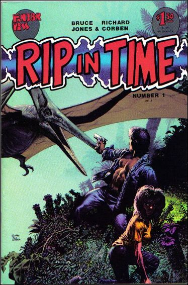Rip in Time 1-A by Fantagor Press