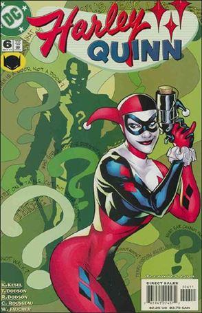 Harley Quinn (2000) 6-A