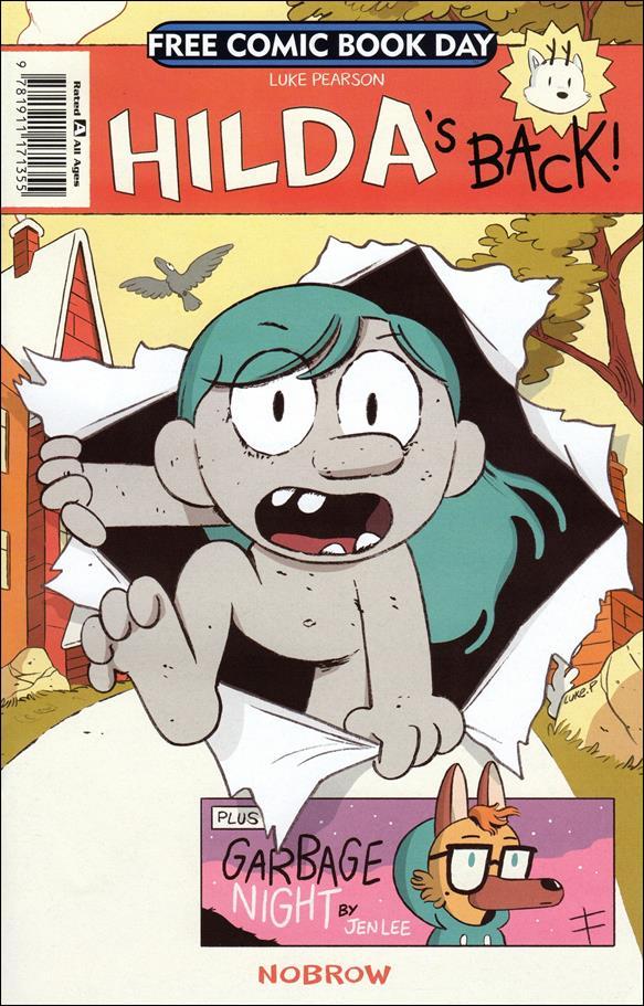 Hilda 2017-A by Nobrow Press