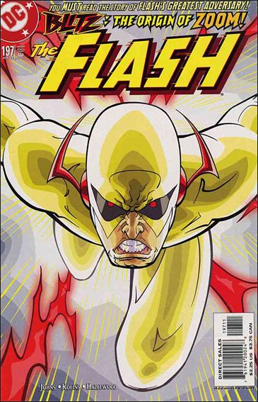 Flash (1987) 197-A by DC