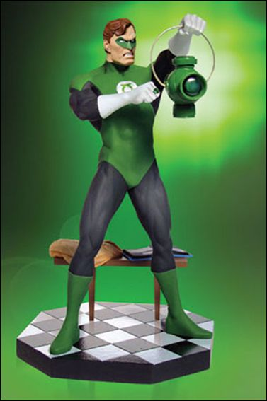 Green Lantern: Hal Jordan Statue 1/1700 by DC Direct