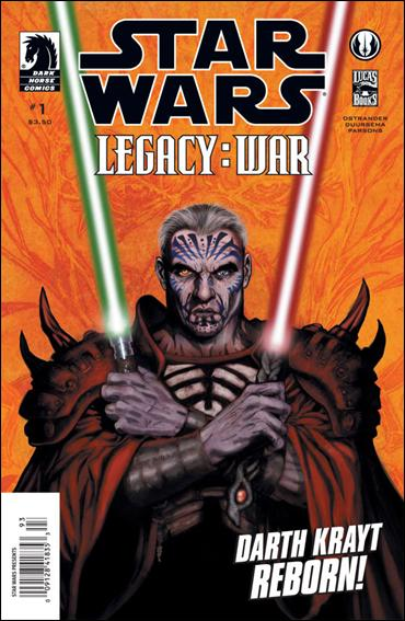 Star Wars: Legacy - War 1-A by Dark Horse