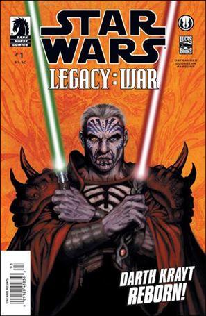Star Wars: Legacy - War 1-A