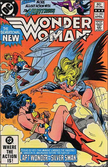 Wonder Woman (1942) 290-A by DC