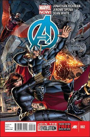Avengers (2013) 2-A