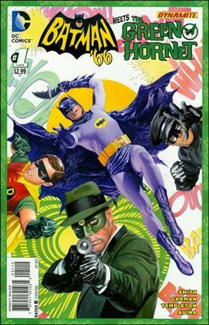 Batman '66 Meets Green Hornet 1-C