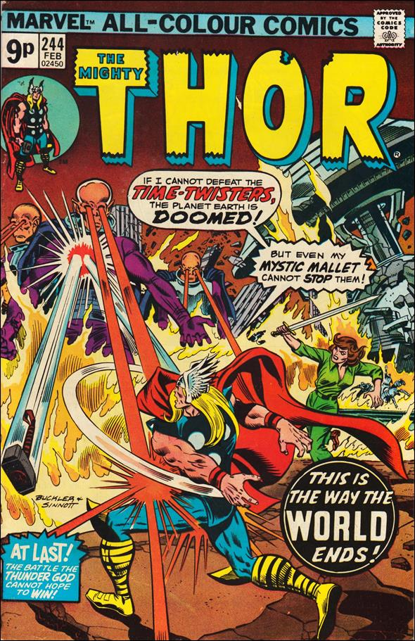 Thor (1966) 244-B by Marvel