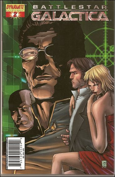 Battlestar Galactica (2006) 2-C by Dynamite Entertainment