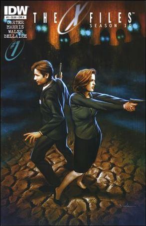 X-Files: Season 10 1-A