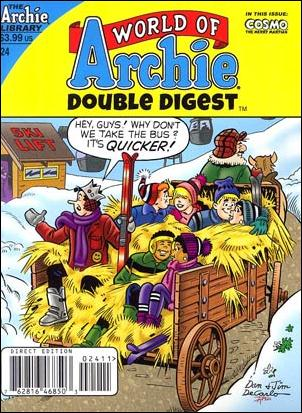 World of Archie Double Digest 24-A by Archie