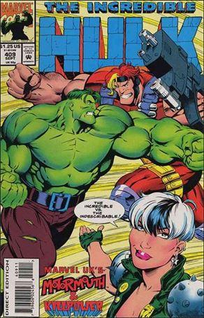 Incredible Hulk (1968) 409-A