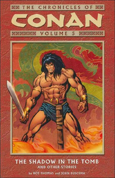 Chronicles of Conan 5-A by Dark Horse