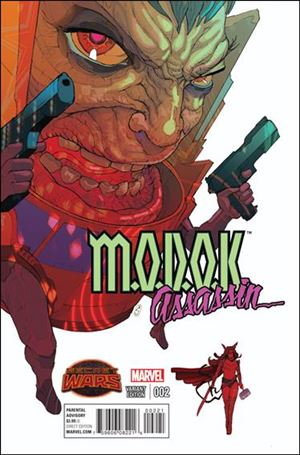 M.O.D.O.K. Assassin 2-B