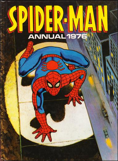 Spider-Man Annual (UK) 1976-A by Marvel UK