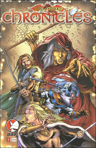 Dragonlance: Chronicles (2005) 1-A by Devil's Due