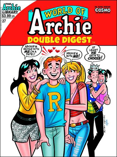 World of Archie Double Digest 27-A by Archie