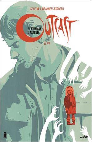 Outcast by Kirkman & Azaceta 10-A