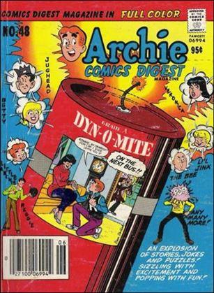 Archie Comics Digest Magazine 48-A