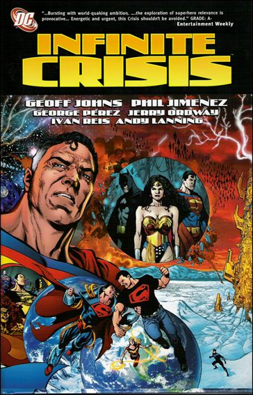 Infinite Crisis 1-A by DC