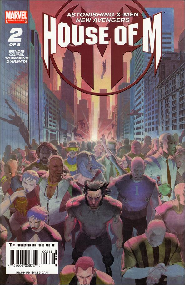 House of M 2-A by Marvel