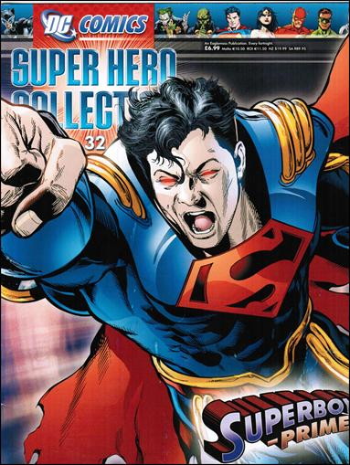 DC Comics Super Hero Collection (UK) 32-A by Eaglemoss Publications
