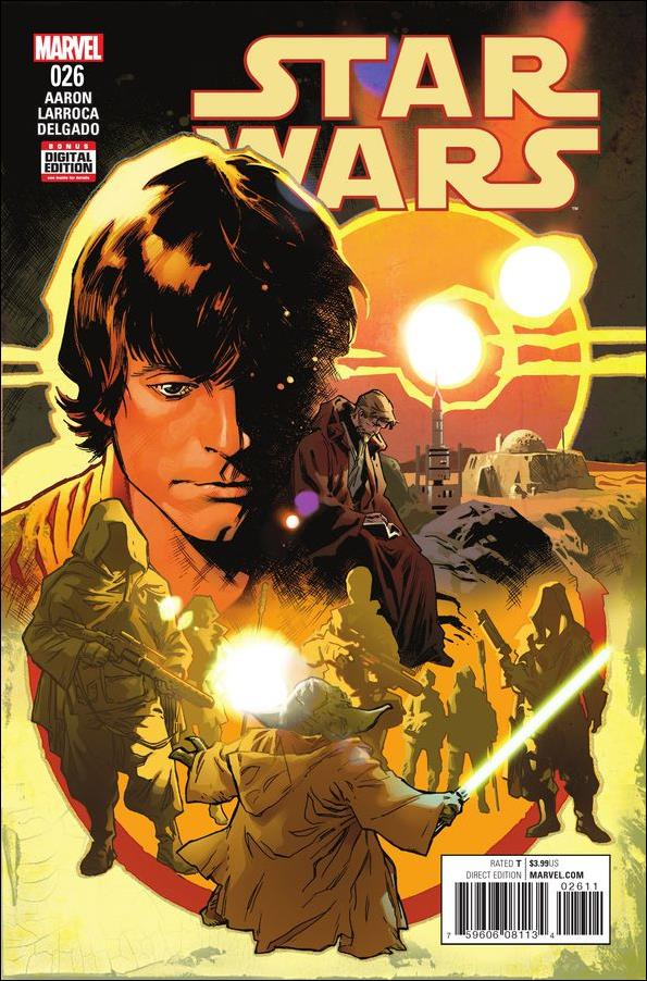 Star Wars (2015) 26-A by Marvel