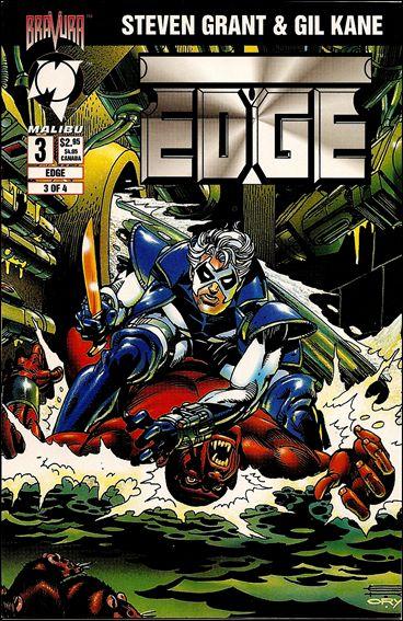 Edge (1994) 3-A by Malibu