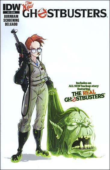 Ghostbusters (2013) 3-A by IDW