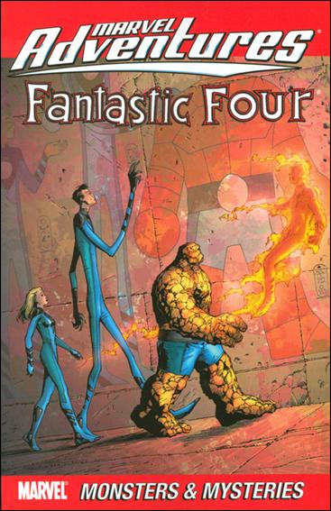 Marvel Adventures Fantastic Four 6-A by Marvel