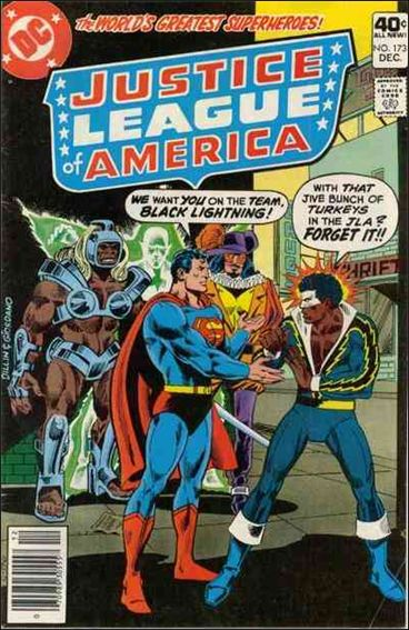 Justice League of America (1960) 173-A by DC