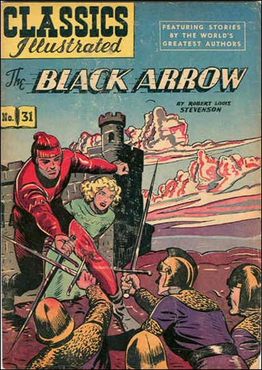 Classic Comics/Classics Illustrated 31-C by Gilberton