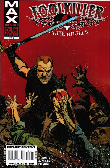 Foolkiller: White Angels 5-A by Max