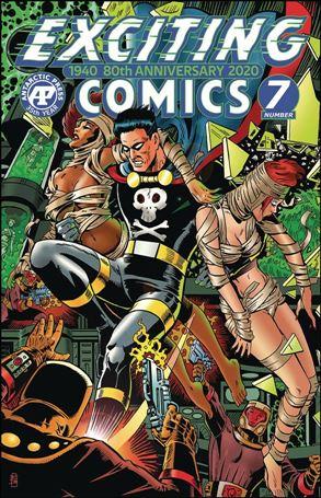 Exciting Comics (2019) 7-A