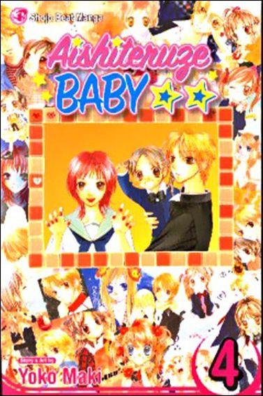 Aishiteruze Baby 4-A by Viz