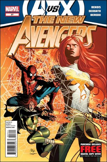 New Avengers (2010) 27-A by Marvel