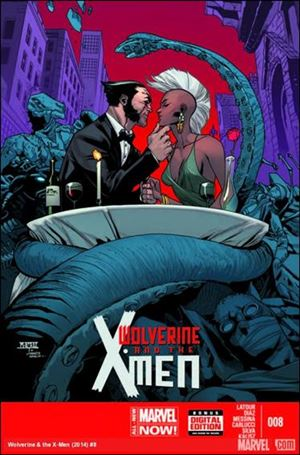 Wolverine & the X-Men (2014) 8-A