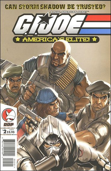 G.I. Joe: America's Elite 2-A by Devil's Due