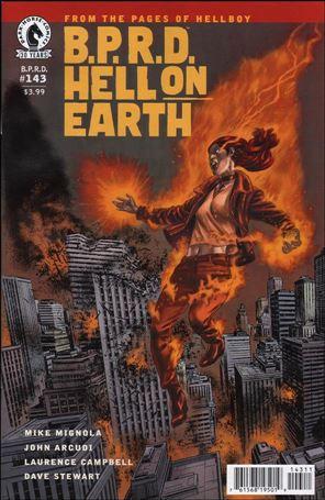 B.P.R.D. Hell on Earth (2012) 143-A