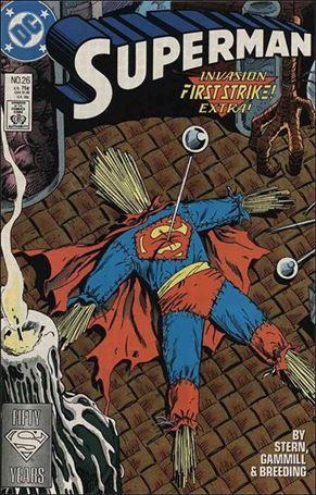 Superman (1987) 26-A