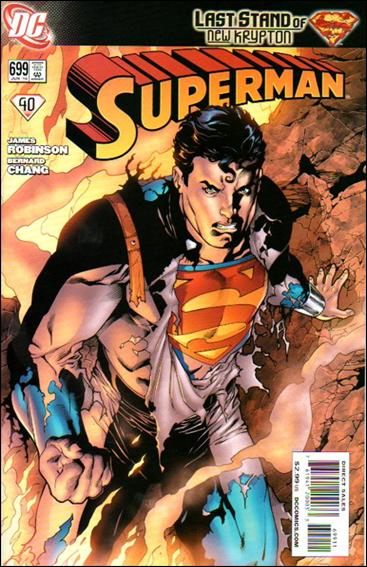 Superman (1939) 699-A by DC