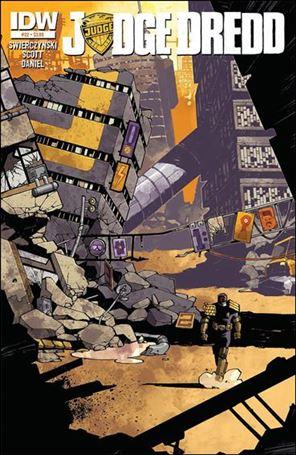 Judge Dredd (2012) 22-A