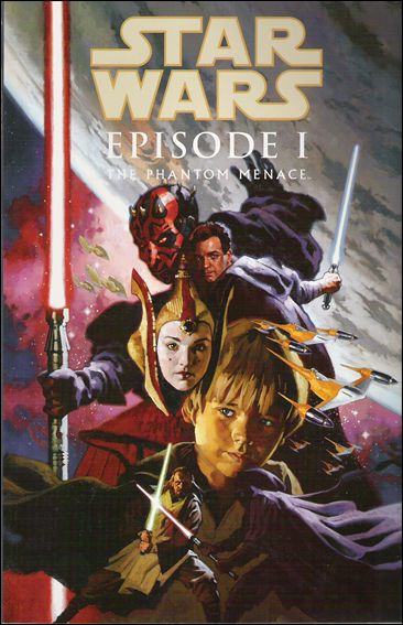 Star Wars: Episode I The Phantom Menace nn-A by Dark Horse