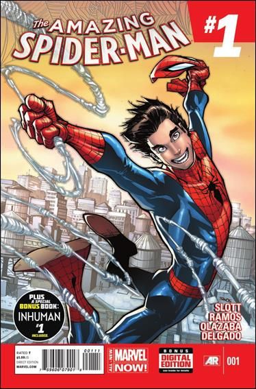 Amazing Spider-Man (2014) 1-A by Marvel